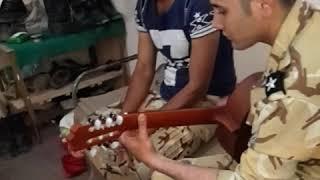 صدای شیرین سرباز مازندرانی