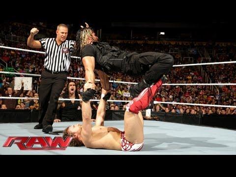 Xxx Mp4 Daniel Bryan Vs The Shield Gauntlet Match Raw August 26 2013 3gp Sex