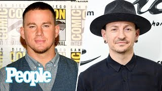Massive' Linkin Park Fan Channing Tatum On Chester Bennington Apparent Suicide | People NOW | People