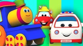 Bob, the Train | kereta api secara bob pengangkutan adventure untuk kanak-kanak| lagu bob kereta api