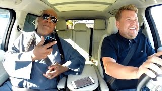 Stevie Wonder Brings James Corden to Tears During Carpool Karaoke