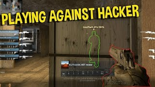 CS:GO HOW TO WIN AGAINST A HACKER (FUNNY MOMENTS OVERWATCH)