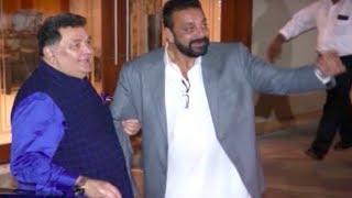 Sanjay Dutt gets DRUNK at his Diwali bash 2017 Full Video