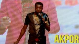 KISS DANIEL ALBUM LAUNCH - AKPORORO CHASED OFF STAGE