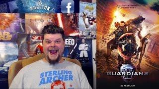 """Guardians"" Russian Final Trailer Reaction Review"