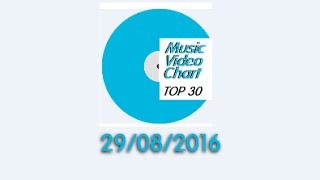 ClipNews Music Video Chart | Top 30 | 29, August, 2016