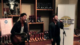 Dan  Shay What You Do To Me  The Warner Sound Sessions Live At Cma Fest