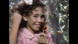 Miss Lee Press-On Nails (Commercial, 1988)