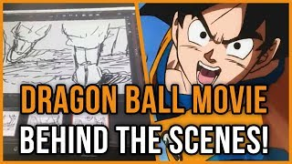 Dragon Ball Super Movie Behind the Scenes Discussion