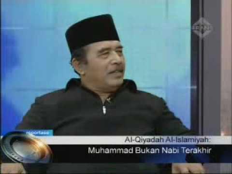 Wawancara dengan Nabi Baru Al-Qiyadah [TANDA AKHIR ZAMAN]