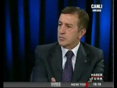 Osman PAMUKOGLU - 08.10.2008 - HABERTÜRK  Tv - Söz Sende