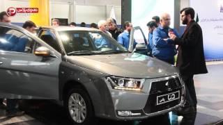 اولین ویدیو از جدیدترین خودروهای پر آپشن ایرانی/پژو 207 صندوقدار و دنا پلاس رونمایی شدند