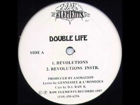 Double Life Revolutions Instrumental