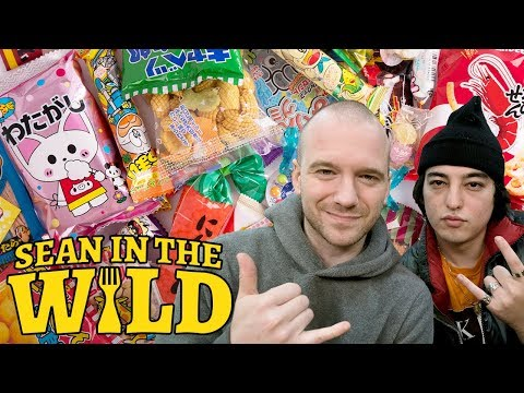 Xxx Mp4 Joji And Sean Evans Review Japanese Snacks Sean In The Wild 3gp Sex