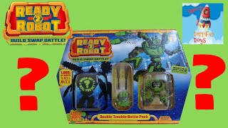 *BRAND NEW* | Ready2Robot | Series 1 | Double Trouble Battle Pack | Mystery Surprise Toy Opening