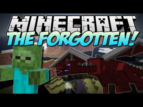 Minecraft THE FORGOTTEN FEATURES Rediscover deleted code Mod Showcase