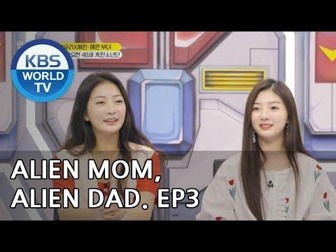 Xxx Mp4 Alien Mom Alien Dad 엄마 아빠는 외계인 EP 3 SUB ENG 2018 10 09 3gp Sex