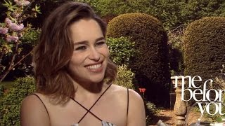 Emilia Clarke on How She Preps for Her 'Game of Thrones' Nude Scenes