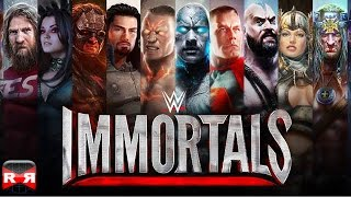 WWE Immortals (By Warner Bros.) - iOS / Android - Gameplay Video