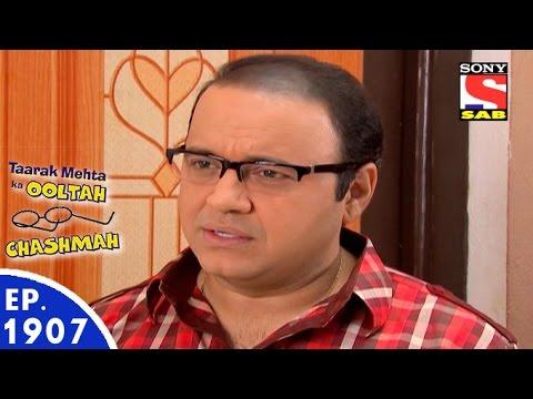 Xxx Mp4 Taarak Mehta Ka Ooltah Chashmah तारक मेहता Episode 1907 4th April 2016 3gp Sex