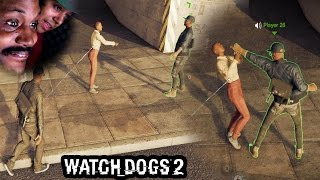 TEARING UP SAN FRANCISCO WITH DASHIE! | Watch Dogs 2 Multiplayer / CO-OP