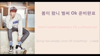 Astro ☆ - Hide & Seek [han, rom, eng lyrics]