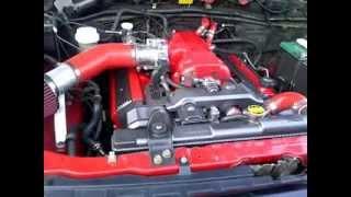 Colt Lexus V8 conversion