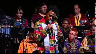 Thina Sizwe-performed by Apiwe Bubu : The Life and Music of Harry Belafonte