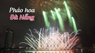 Mãn nhãn với bữa tiệc ánh sáng trong đêm khai mạc Lễ hội pháo hoa