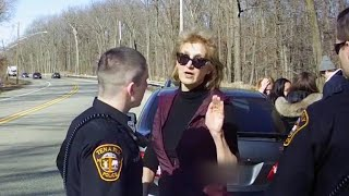 Port Authority official resigns after video shows her cursing at cops