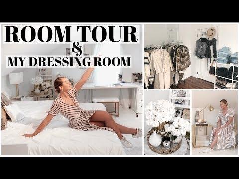 My huge ROOM TOUR & CLOSET TOUR 2018