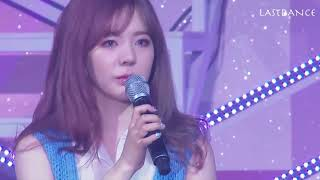 [Eng] SUNNY's Indirect Message to JESSICA for SNSD 10th Anniversary 소녀시대 Girls Generation