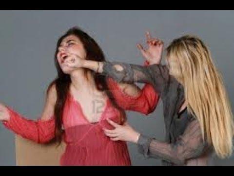 Pelea entre mujeres cuando te equivocas de contrincante
