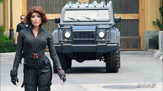 NEW! Marvel Black Widow Character Meet & Greet - Disneyland Resort