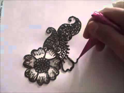 Henna Mehandi design   Design your own Mehndi   best Mehndi Designs for karva chauth   YouTube