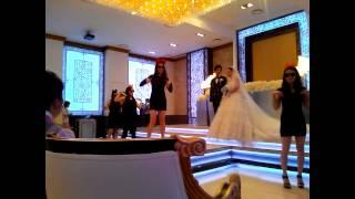 임엘누나 친구들 댄스.mp4