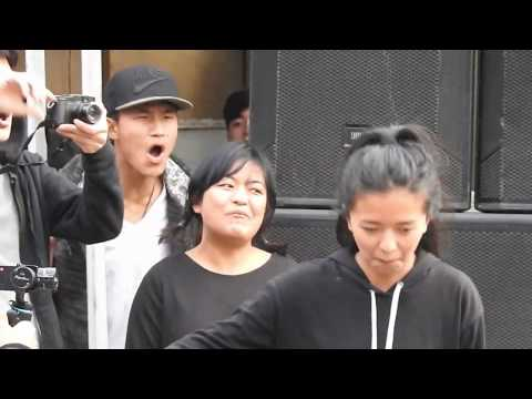 Xxx Mp4 Pushpa And Amber Dances To Where Are U Now Bhutanese Hip Hop 2017 3gp Sex