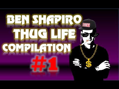 Ben Shapiro Thug Life Compilation #1