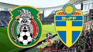 World Cup 2018 - Mexico Vs Sweden - 27/06/18 - FIFA 18