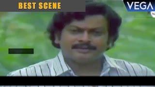 Sukumaran Meets Prameela Near Temple || Vedikettu Movie Scenes