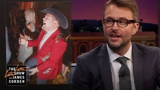 Cowboy Corden Recalls Chris Hardwick