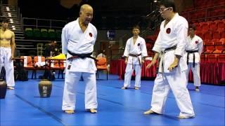 Goju-Ryu Seminar by Morio Higaonna Sensei