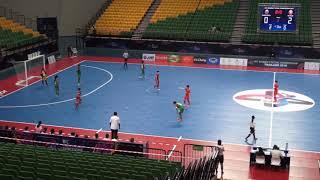 VCK Futsal nữ Châu Á 2018: Việt Nam 7-0 Bangladesh