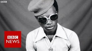 Young, stylish and black: Meet the dandies - BBC News