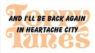 HEARTACHE CITY by Terry R. Shaw