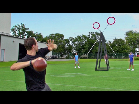 Drew Brees Edition Dude Perfect