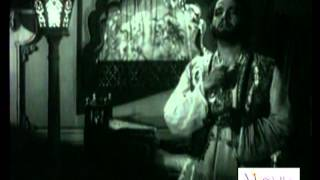 Phir Mujhe Deeda-E-Tar by Talat Mahmood - Mirza Ghalib (1954)