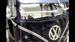 combi bus chicanos VW air ride lowrider
