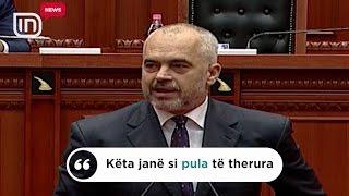 """Kush është """"gomari"""" dhe """"pula"""" në Parlamentin shqiptar"""