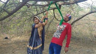 Entertainment Video || जंगल में हुआ कांड विडियो वायरल || Shivani Singh & Nandu Kharwar,